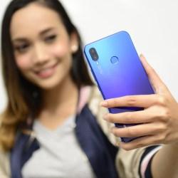 huawei nova 3i selfie