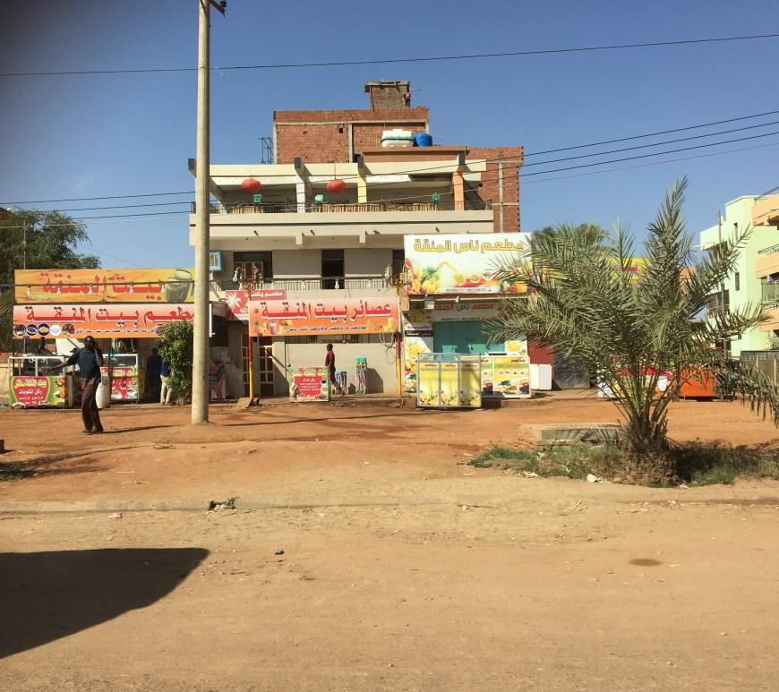 chinese restaurant di sudan