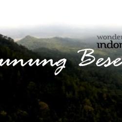 Gunung Beser di Desa Jombor