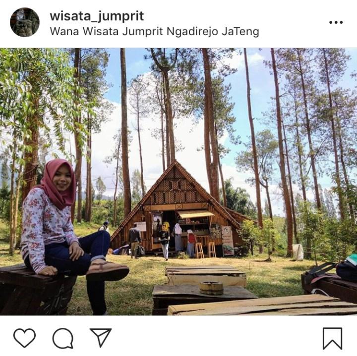 Wisata Alam Jumprit Temanggung