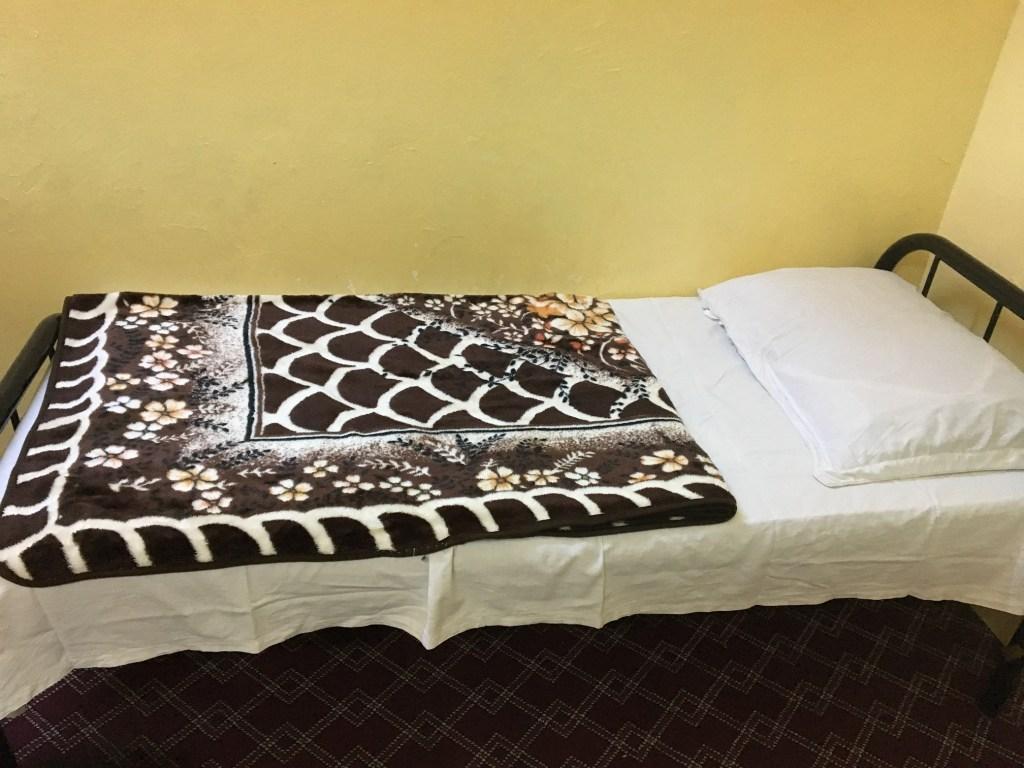 Fasilitas penginapan - Tempat tidur
