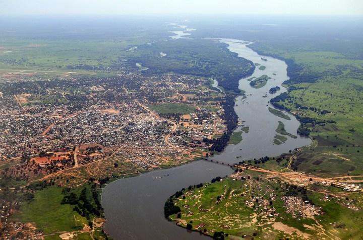 Suasana kota Juba, Sudan Selatan