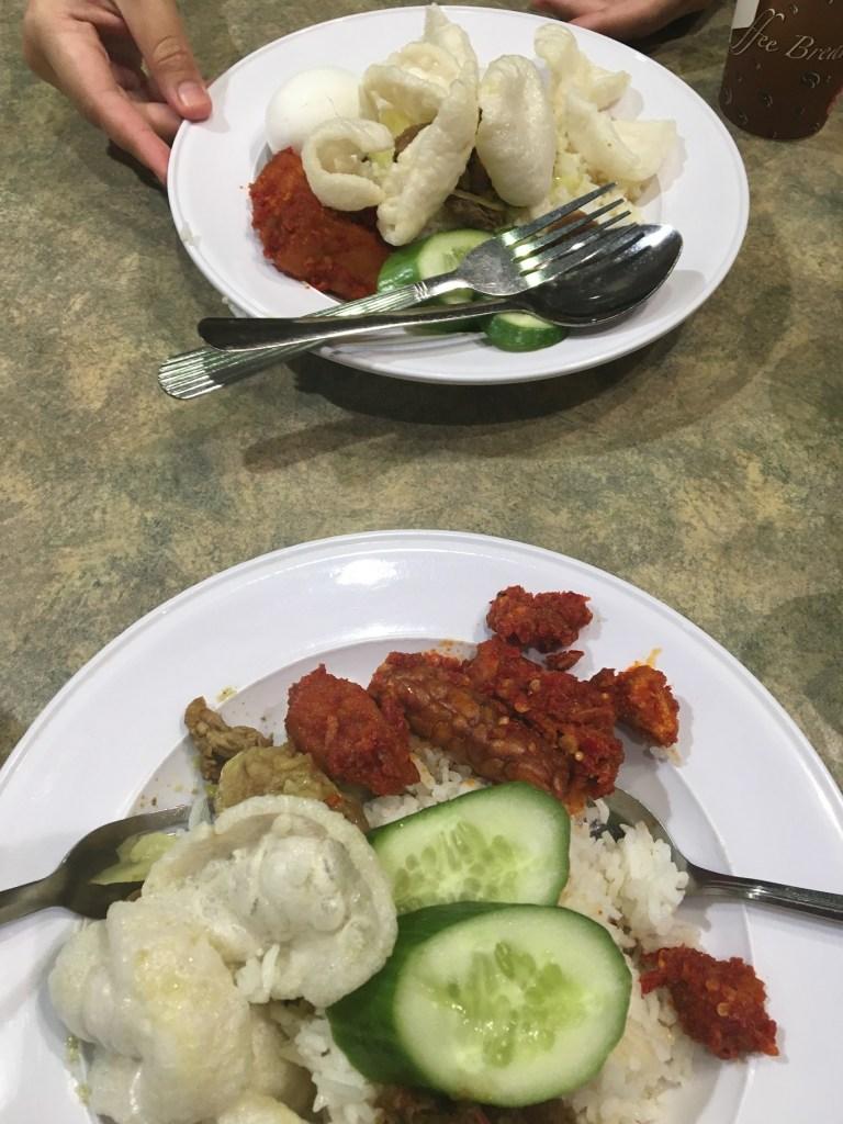 Makanan Indonesia di Mekkah