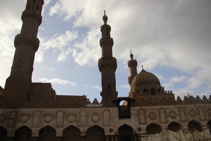 Masjid Al Azhar di Kairo, Mesir