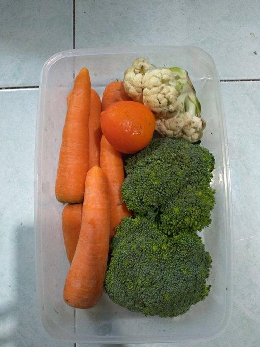 Cara menyimpan wortel agar awet