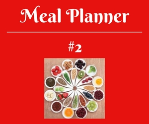 Meal Planner 2 Canva