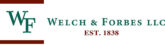 Welch and Forbes LLC