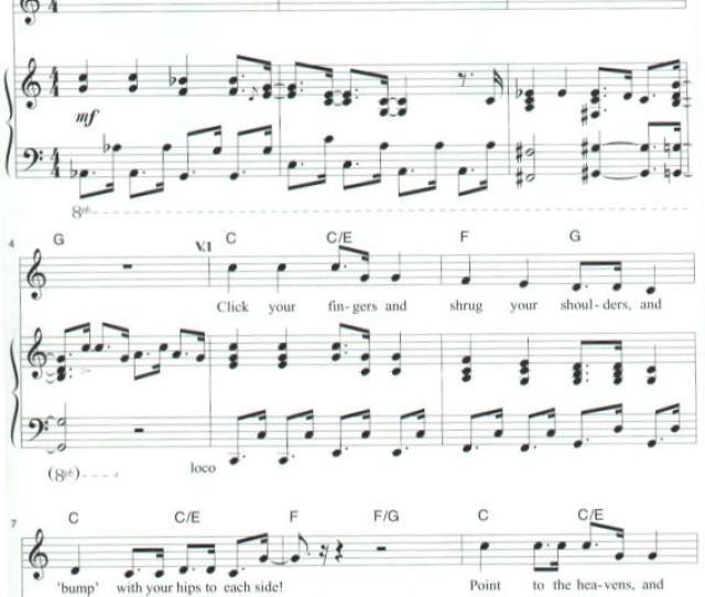 The Millennium Musical By Sheila Wilson A Few Copies Left