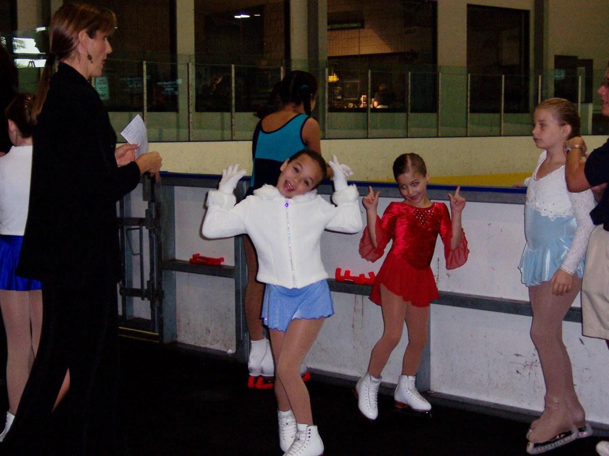 Little Skating Divas