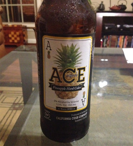 Ace Cider Pineapple