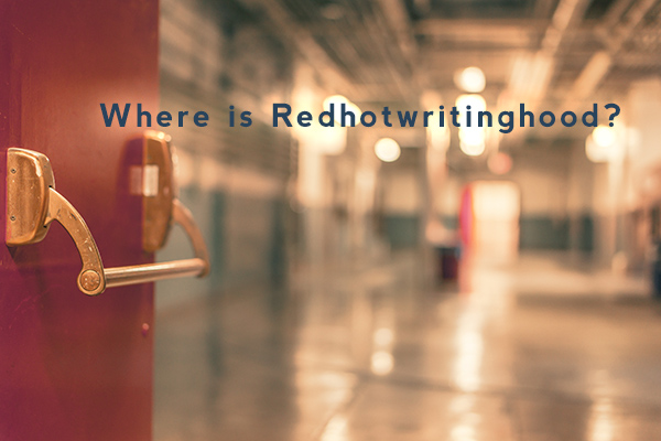 Where is Redhotwritinghood?