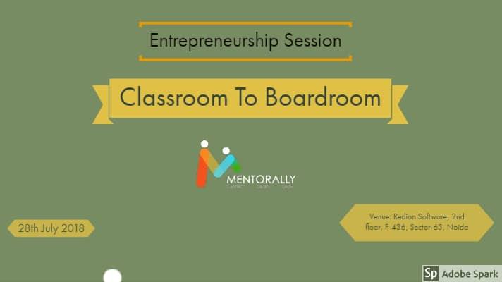 Entrepreneurship - Classroom 2 Boardroom