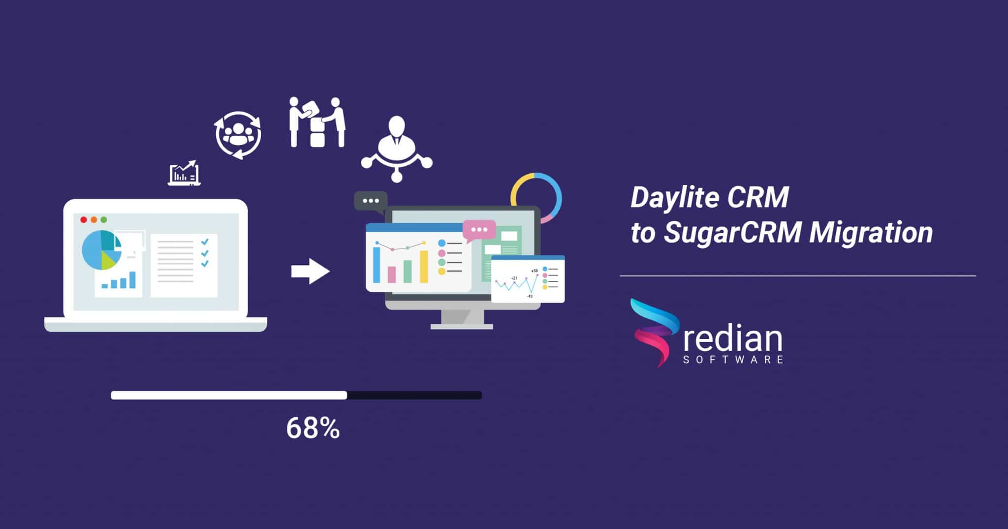 DayliteCRM to SugarCRM migration