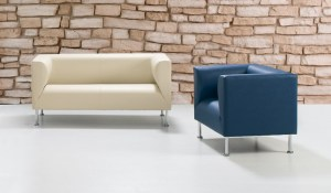 Sofa para sala de espera