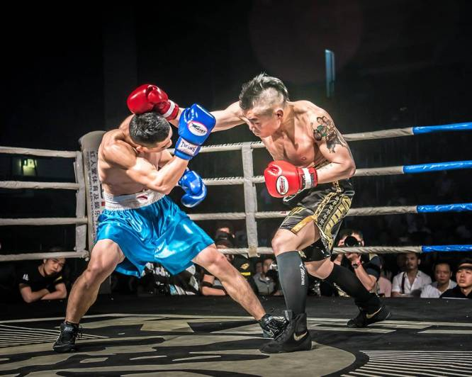63KG西洋拳決賽