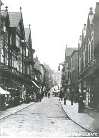 Lower Hillgate, date unknown
