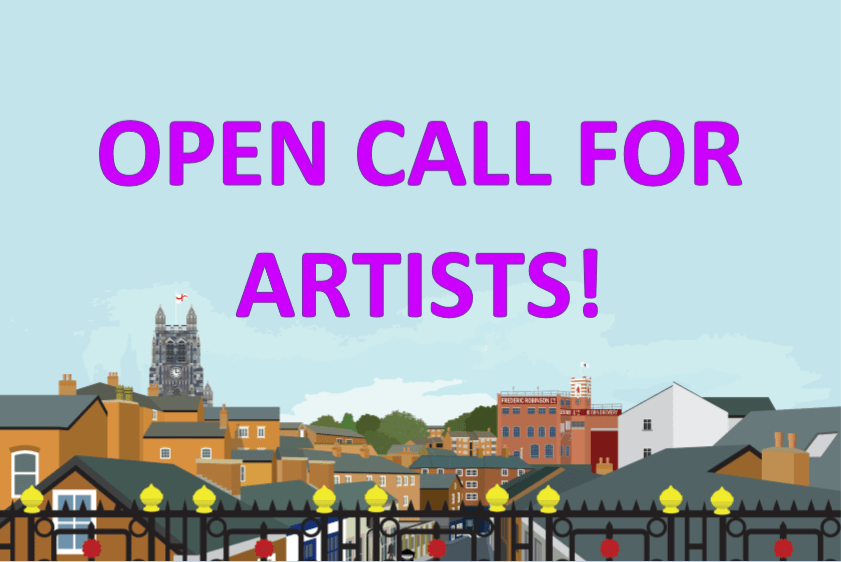 Open Call for Street Artists!