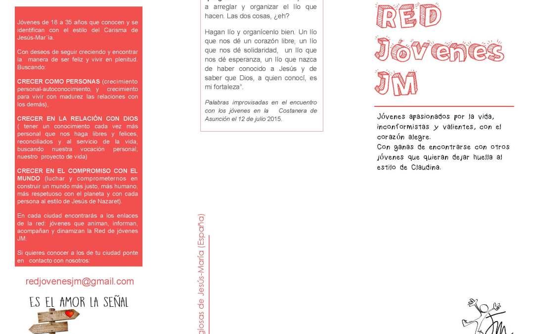 ¿Qué es la Red de Jóvenes JM?