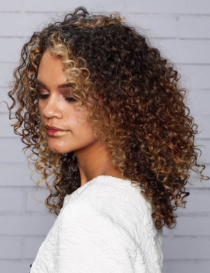 curly hair styles for long and short hair | redken