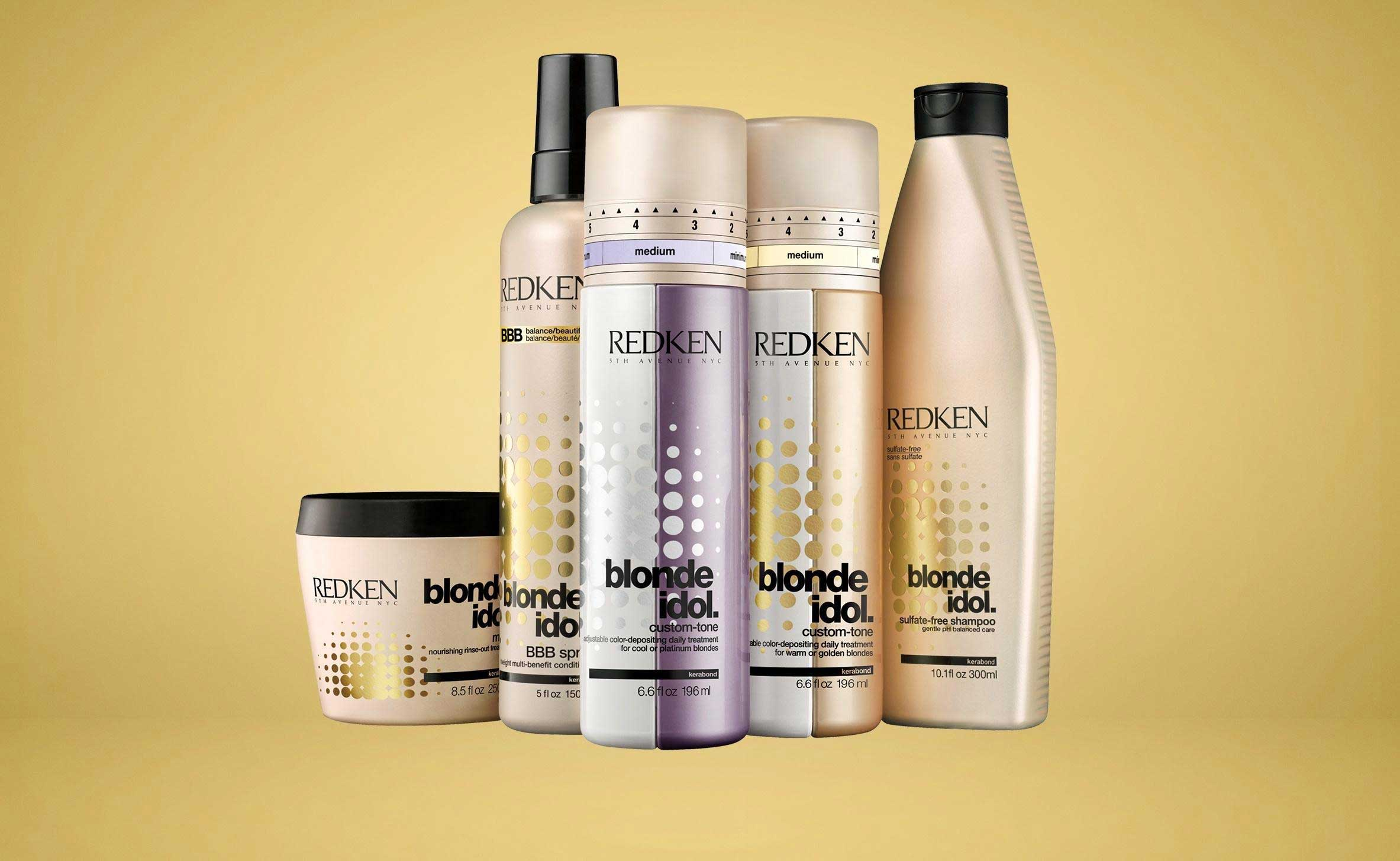 Hair Color Wash Out Products