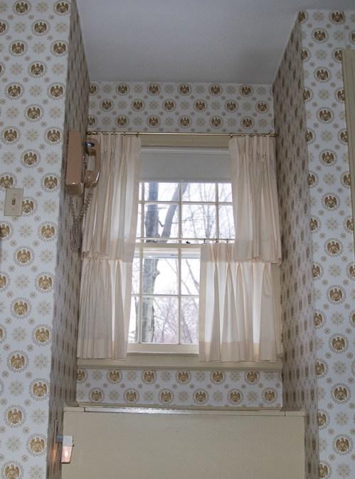 Upstairs Hallway - Original State