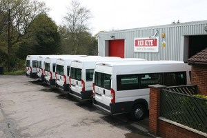 Red Kite Vehicle Consultants Fleet