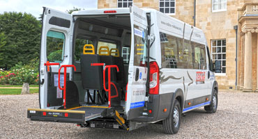 Red Kite Accessible Minibus