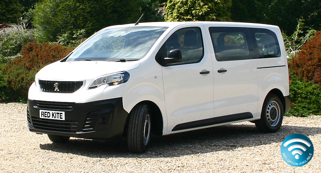 9 Seater Minibus For Sale >> Peugeot Expert Combi 9 Seat Minibus | Red Kite Vehicle Consultants