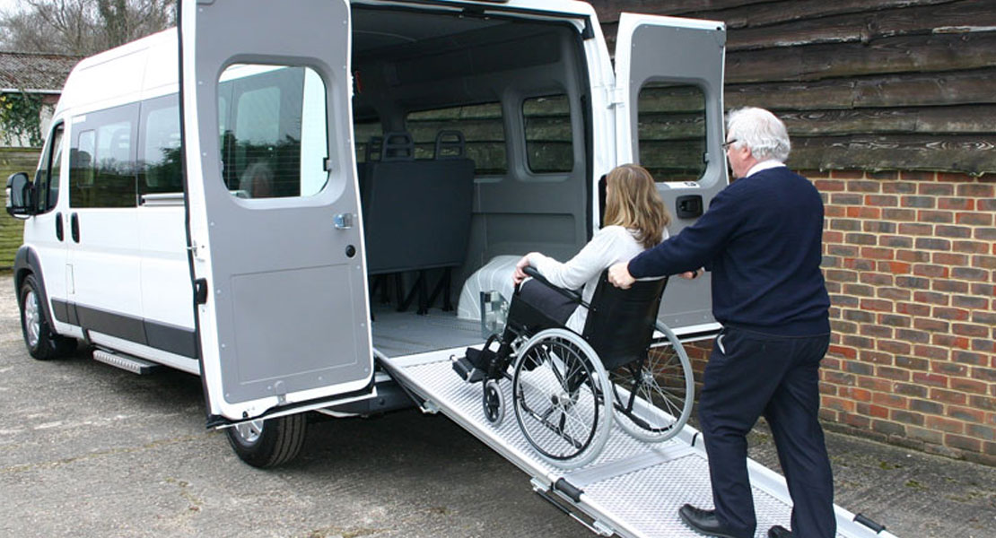 Red Kite Accessible Manual lift
