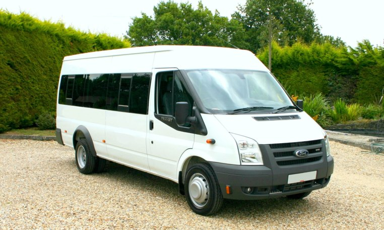17 Seat Ford Minibus from Red Kite the Uk's leading supplier of minibuses
