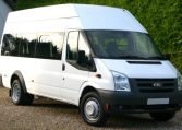 Ford Transit Accessible High Top Minibus