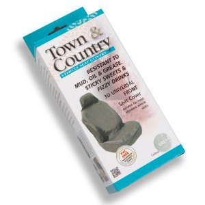Town and Country Single Seat Cover