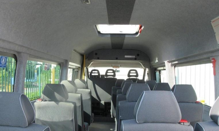 Red Kite PX Minibus Lite