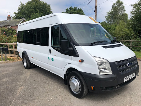 School Minibuses From Red Kite the Uk's Leading supplier of school minibuses
