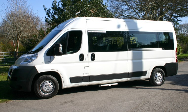 Boxer B Licence Minibus for Sale