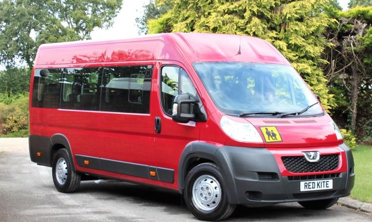 Boxer B Licence Minibus