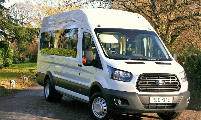 Accessible Ford Transit Minibus