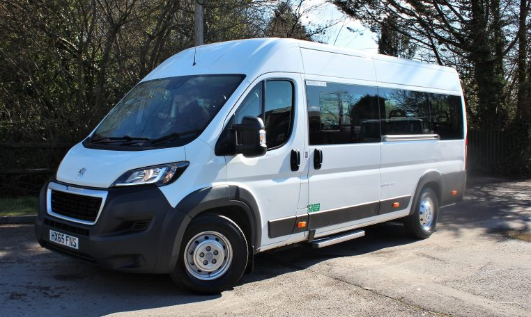With a roadmap back to normality, let Red Kite steer you towards your next minibus