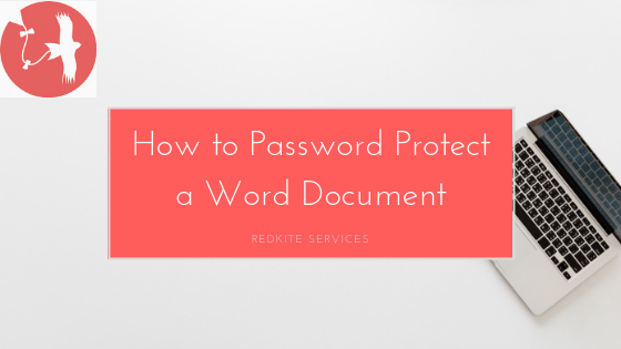 how to password protect word doc