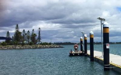 Notice to Mariners – Raby Bay Dredging