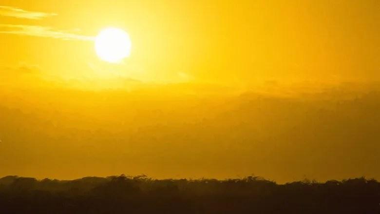 Chikika Springs Everglades sunset