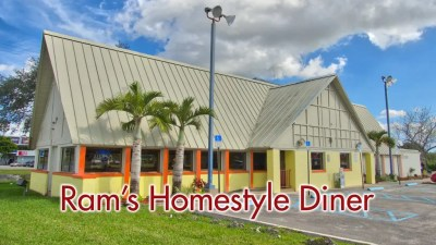 Ram's Homestyle Diner in Naranja, FL