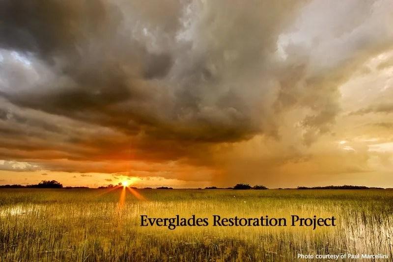 Everglades Restoration Project