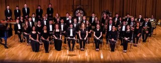 Frost Symphonic Winds of University of Miami's School of Music