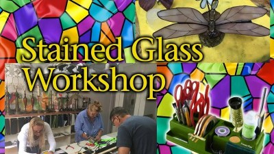 Stained Glass Gallery workshop