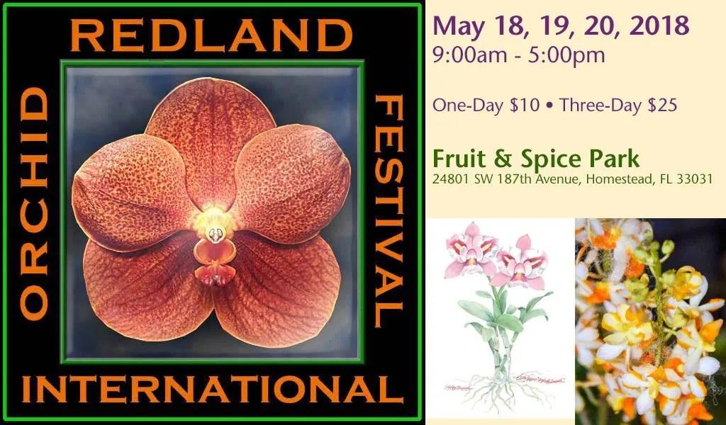 Redland International Orchid Festival