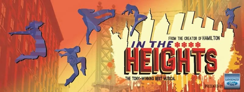 N THE HEIGHTS, The Broadway Musical