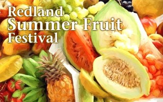 Summer Fruit Festival at the Fruit & Spice Park