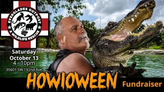 Everglades Outpost Howloween