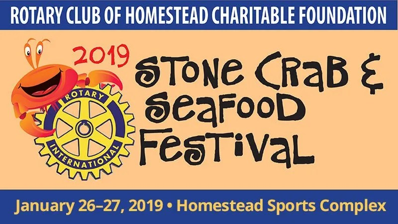 Rotary Club of Homestead Stone Crab and Seafood Festival